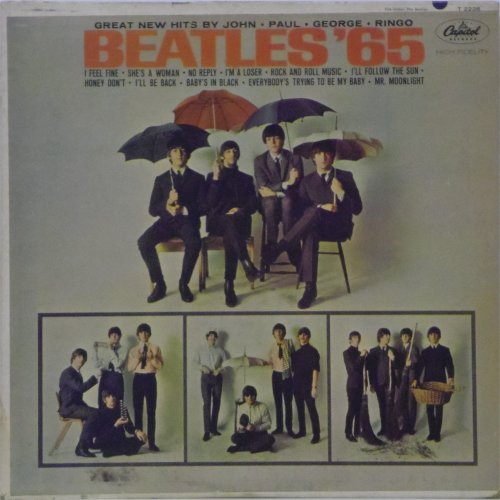 The Beatles<br>Beatles '65<br>LP