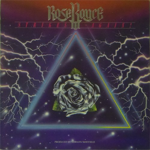 Rose Royce<br>Strikes Again<br>LP