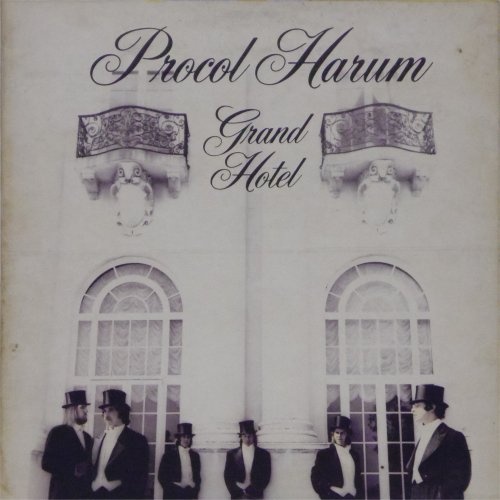 Procol Harum<br>Grand Hotel<br>LP