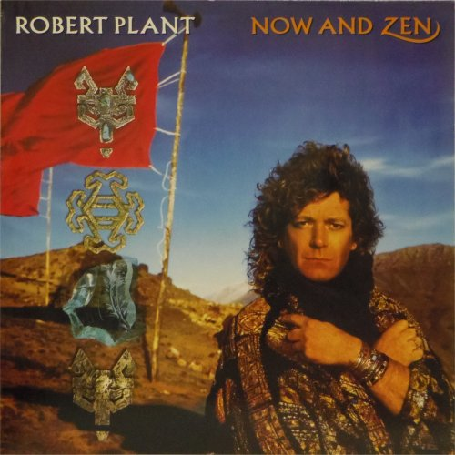 Robert Plant<br>Now and Zen<br>LP (GERMAN pressing)