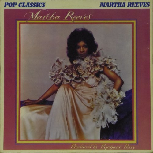 Martha Reeves<br>Martha Reeves<br>LP