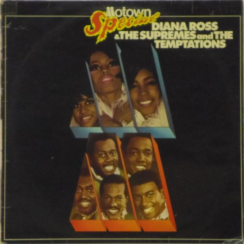 Diana Ross / Supremes / Temptations<br>Motown Special<br>LP
