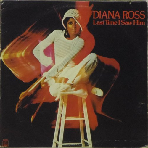 Diana Ross<br>Last Time I Saw Him<br>LP