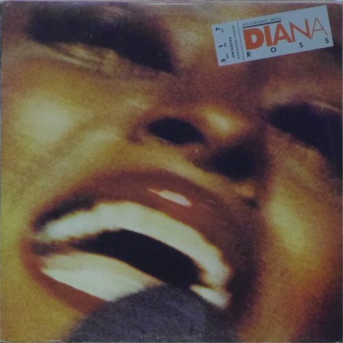 Diana Ross<br>An Evening With Diana Ross<br>Double LP