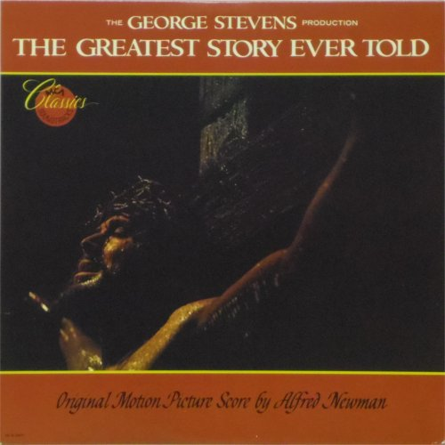 Original Soundtrack<br>The Greatest Story Ever Told<br>LP