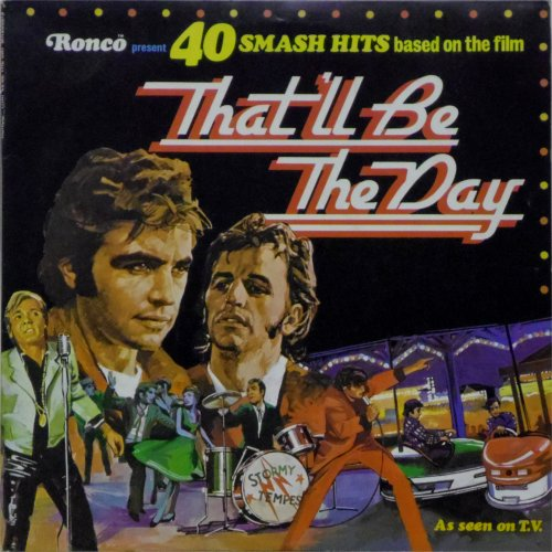 Original Soundtrack<br>That'll Be The Day<br>Double LP