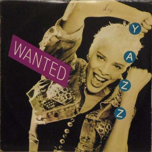 Yazz<br>Wanted<br>LP