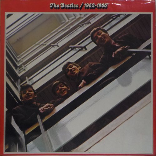 The Beatles<br>1962-1966<br>Double LP