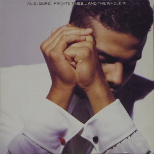 Al B Sure<br>Private Times and The Whole 9<br>LP