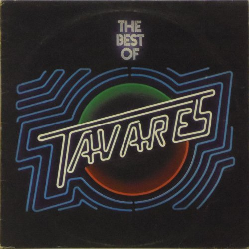 Tavares<br>The Best of Tavares<br>LP