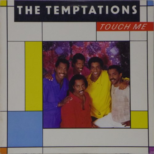 The Temptations<br>Touch Me <br>LP