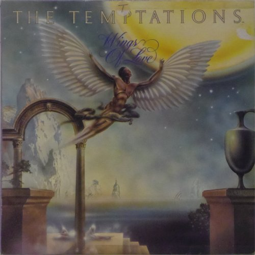 The Temptations<br>Wings of Love<br>LP