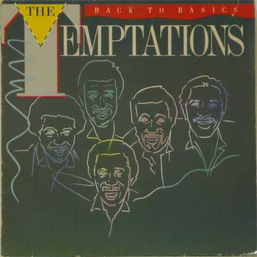 The Temptations<br>Back To Basics<br>LP