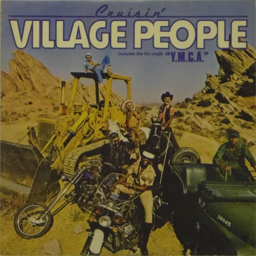 Village People<br>Cruisin'<br>LP