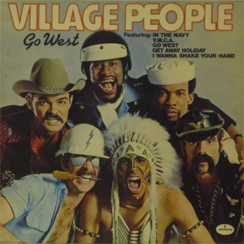 Village People<br>Go West<br>LP