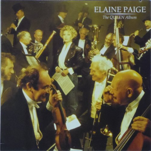 Elaine Paige<br>The Queen Album<br>LP