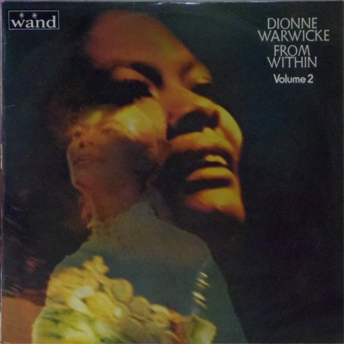 Dionne Warwick<br>From Within Volume 2<br>LP