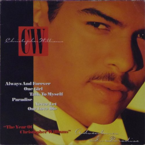 Christopher Williams<br>Adventures In Paradise<br>LP