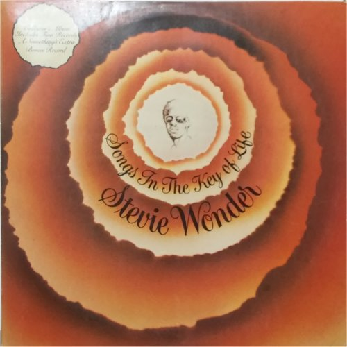 Stevie Wonder<br>Songs In The Key of Life<br>Double LP