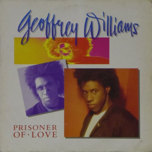 Geoffrey Williams<BR>Prisoner of Love