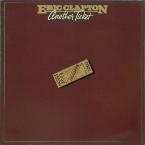 Eric Clapton<br>Another Ticket<br>LP