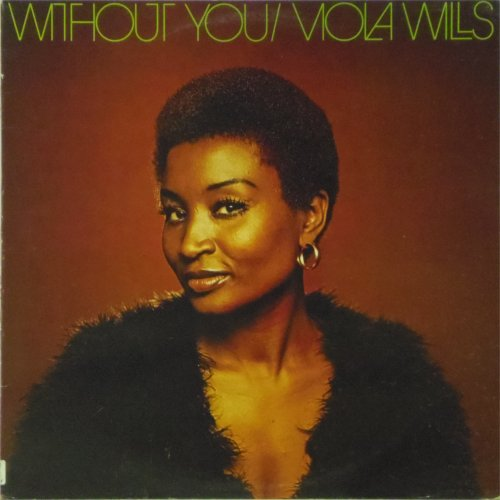 Viola Wills<br>Without You<br>LP