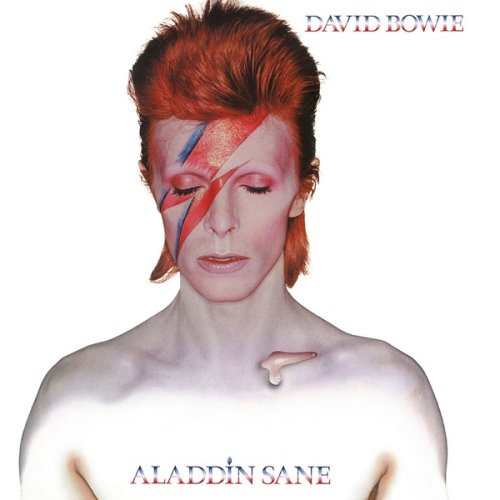 David Bowie<br>Aladdin Sane<br>(New 180 gram re-issue)<br>LP
