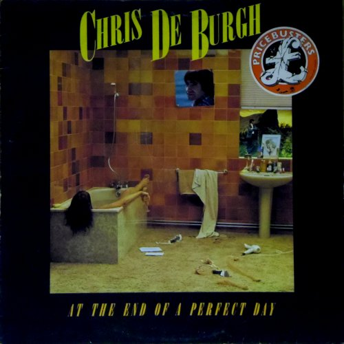 Chris De Burgh<br>At The End Of A Perfect Day<br>LP