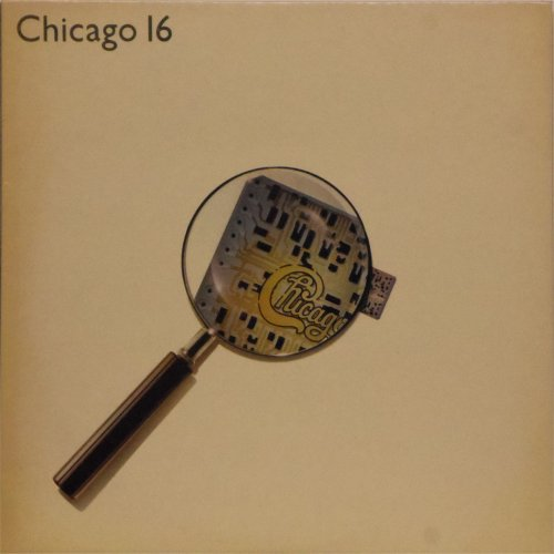 Chicago<BR>Chicago 16<br>LP