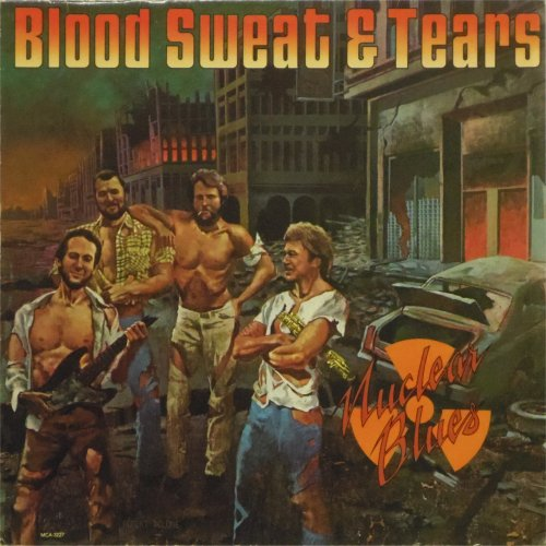 Blood Sweat & Tears<BR>Nuclear Blues<br>LP