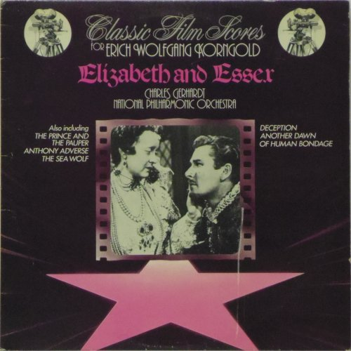 Original Soundtrack<br>Elizabeth and Essex<br>LP