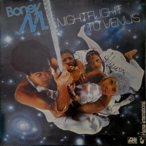Boney M<br>Nightflight To Venus<br>LP