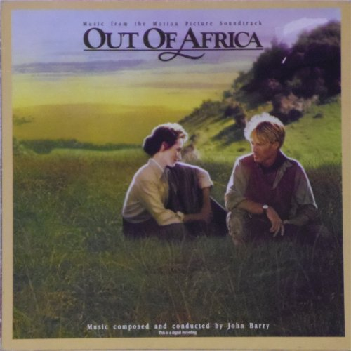 Original Soundtrack<br>Out of Africa<br>LP