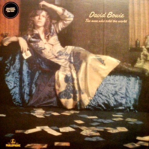 David Bowie<br>The Man Who Sold The World<br>(New 180 gram re-issue)<br>LP