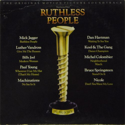 Original Soundtrack<br>Ruthless People<br>LP