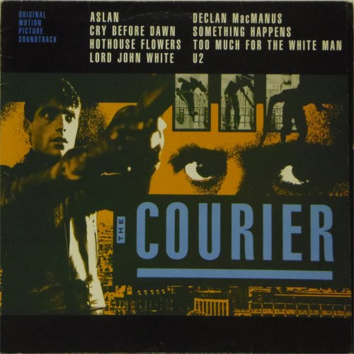 Original Soundtrack<br>The Courier<br>LP