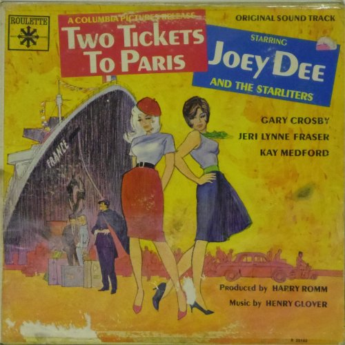 Original Soundtrack<br>Two Tickets To Paris<br>LP