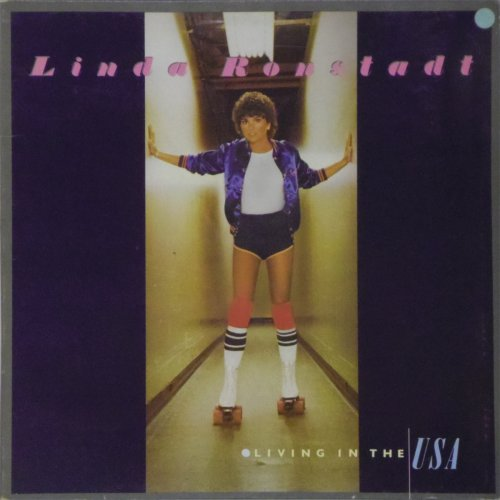 Linda Ronstadt<br>Living In The USA<br>LP