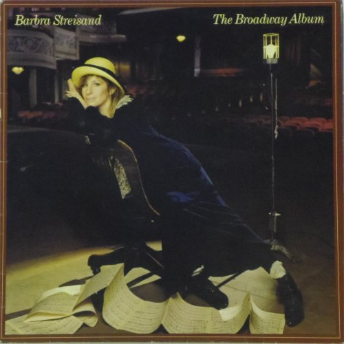Barbra Streisand<br>The Broadway Album<br>LP