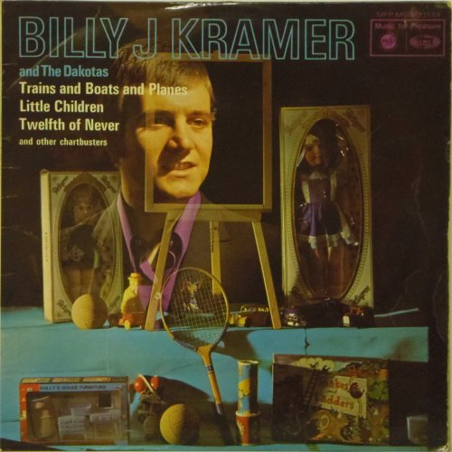 Billy J Kramer<br>Billy Boy<br>LP
