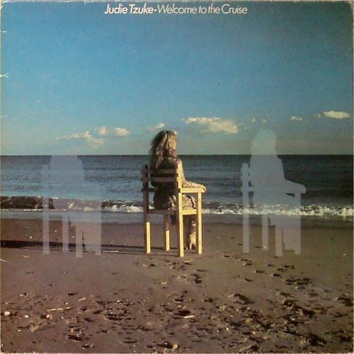 Judie Tzuke<br>Welcome To The Cruise<br>LP