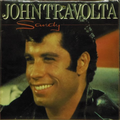 John Travolta<br>Sandy<br>LP