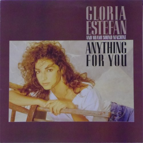 Gloria Estefan<br>Anything For You<br>LP