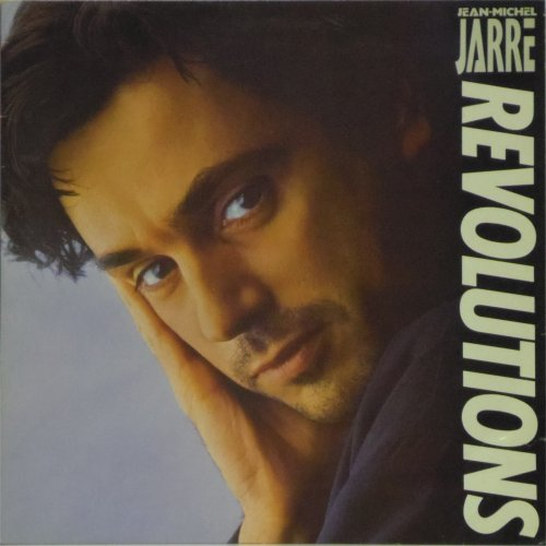 Jean-Michel Jarre<br>Revolutions<br>LP