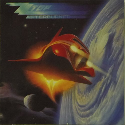 ZZ Top<br>Afterburner<br>LP
