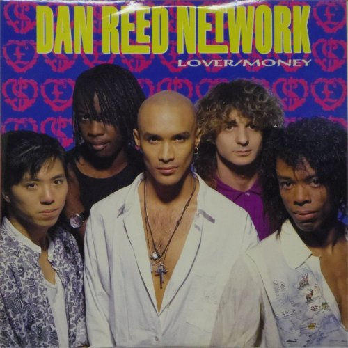 Dan Reed Network<br>Lover/Money<br>2 x 12&quot; single