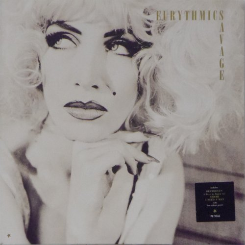 Eurythmics<BR>Savage<br>LP