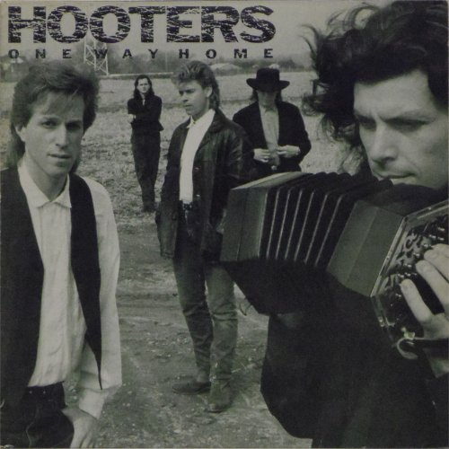 The Hooters<br>One Way Home<br>LP