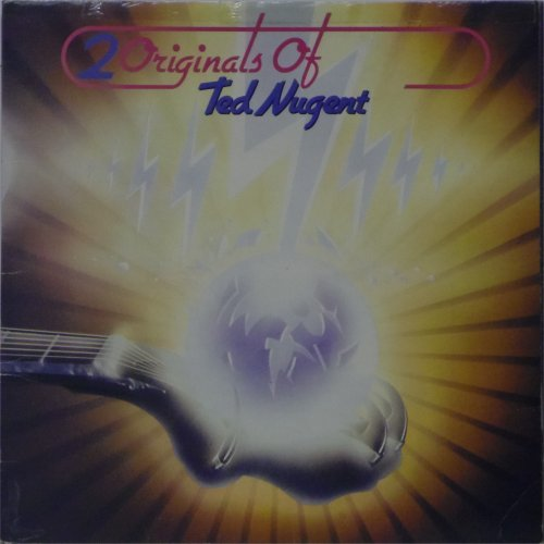 Ted Nugent<br>2 Originals of Ted Nugent<br>Double LP