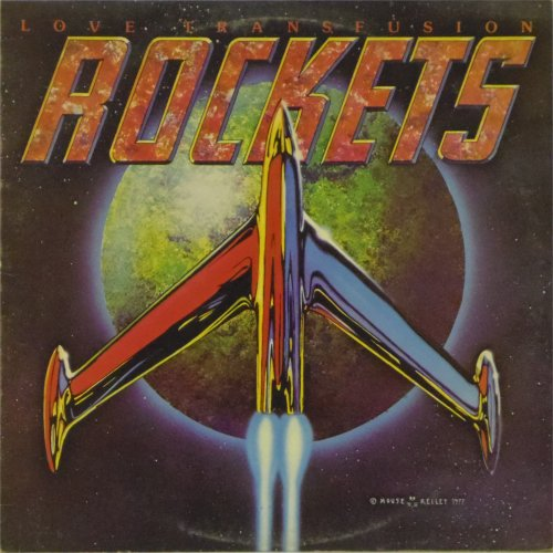 The Rockets<br>Love Transfusion<br>LP